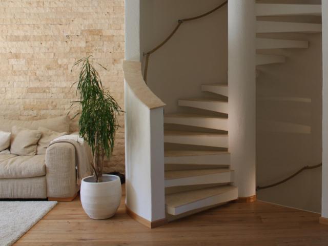 Raumgestaltung Zuschnittarbeiten -Travertin-Cremo-Medium-Fine-Line