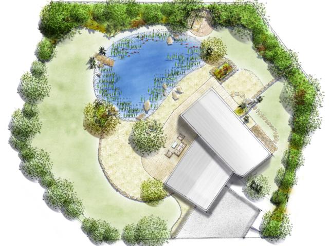 Planung und Beratung Naturstein Terrassen Natursteinmauer Stufen und Trittplatten