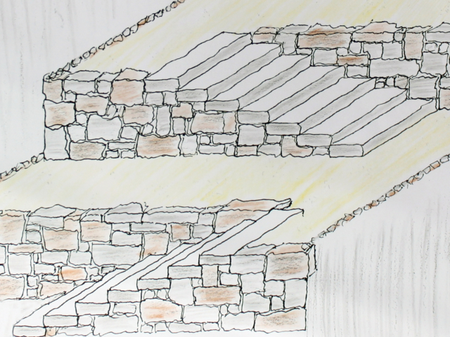 Planung und Beratung Naturstein Terrassen Natursteinmauer Stufen Treppenanlage