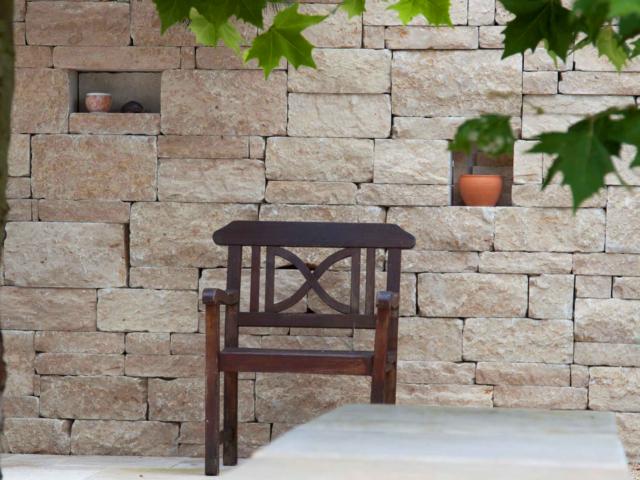 Jura Marmor Castellino - Systemmauer