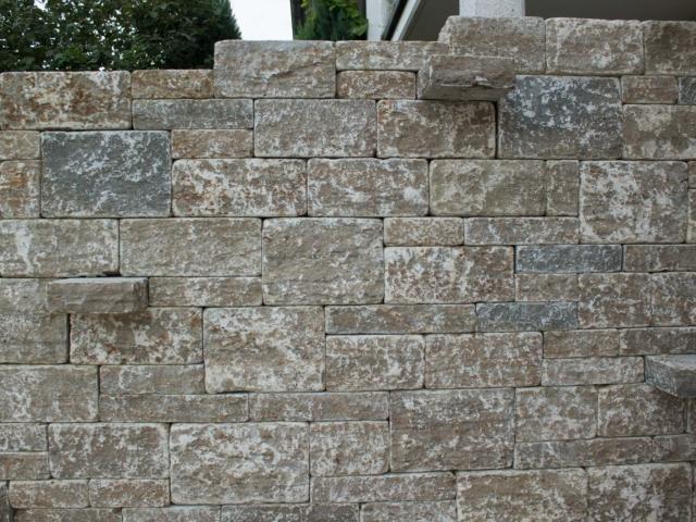Systemmauer Muschelkalk